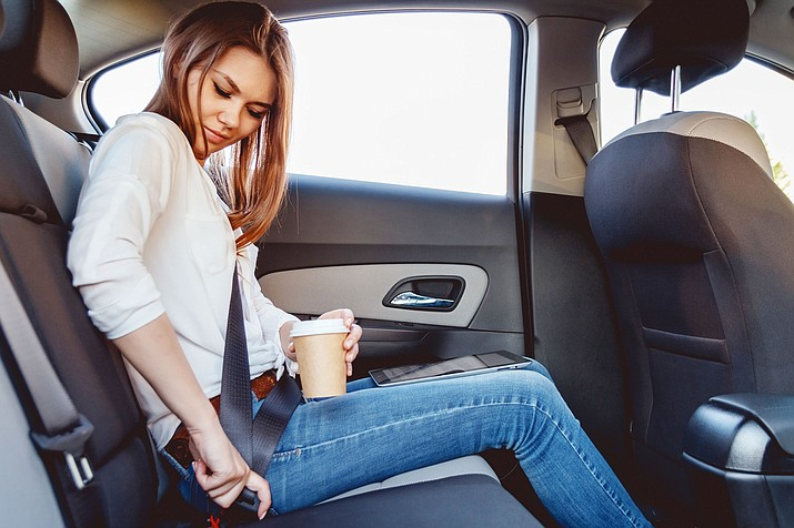 "A ""Buckle Up Arizona...It's the Law!"" enforcement effort is expected to run May 20 through June 2, 2019. (Courier stock photo)"