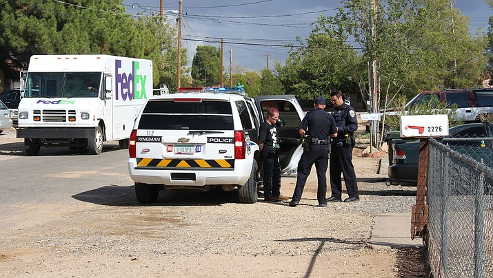 Kingman Police Department Chief Bob DeVries told Council that officer-initiated activity in 2018 dropped by more than 48 percent and traffic citations by 27 percent. (Daily Miner file photo)