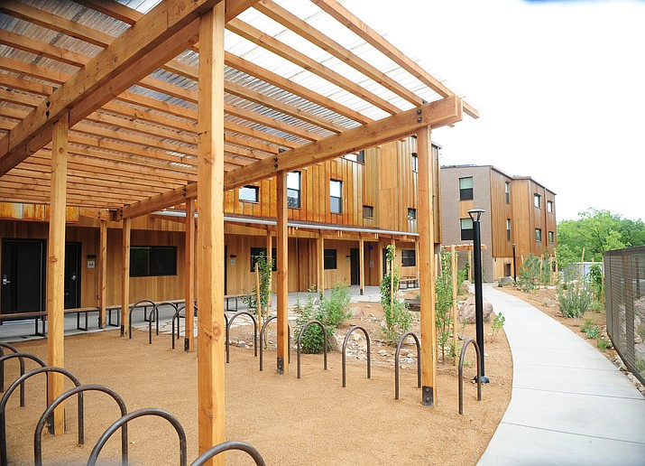 Prescott College seeks to place students in community workplace.