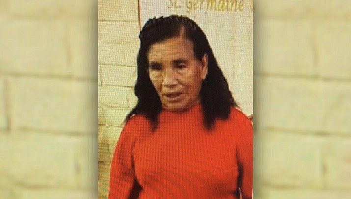 A Silver Alert has been issued for 79-year-old Consuelo Martinez of Prescott, Arizona. (PPD)