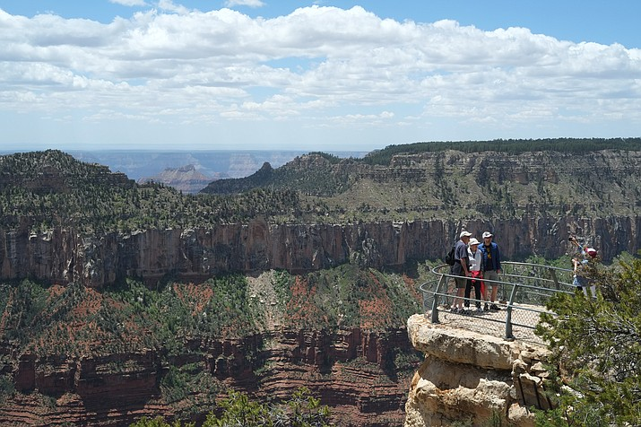 Parts of northern Arizona could see an additional $14 million if the North Rim stays open an extra four weeks a year. (Loretta Yerian/WGCN)