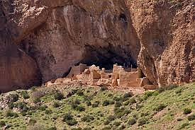 Tonto National Monument near Roosevelt, Arizona. (Photo/NPS)