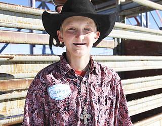 Living a bullrider's dream: Williams' Wyatt Kraft competes