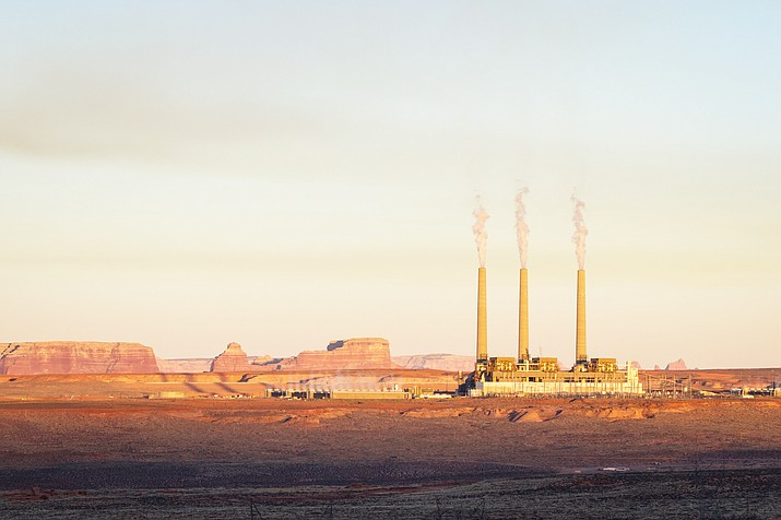 Navajo Generating Station owners said they plan to move forward with decommissioning the coal-fired power plant Feb. 28. The plant provides almost 1,000 jobs between the plant and the mine that supplies it. (Stock photo)