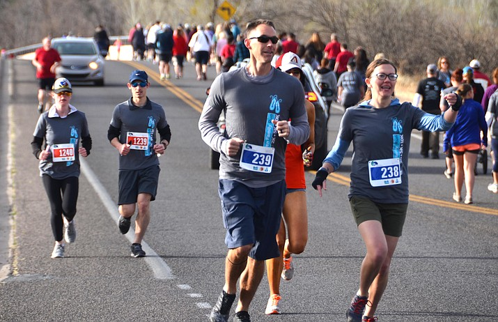 The popular Loven Run 5K & 10K returns to Blazin M Ranch in Cottonwood March 23, the same day at 5K-10K races in both Sedona and Lake Montezuma. VVN/Vyto Starinskas