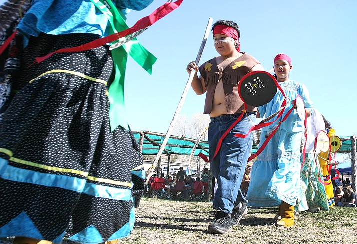 Because of the most recent rain and snow storms in the Verde Valley, the Yavapai-Apache Nation has rescheduled its annual Exodus Day commemoration event for Saturday, March 23. VVN/Bill Helm