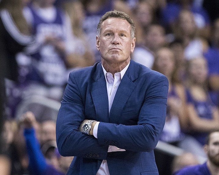 Grand Canyon head coach Dan Majerle. (Darryl Webb/AP, file)