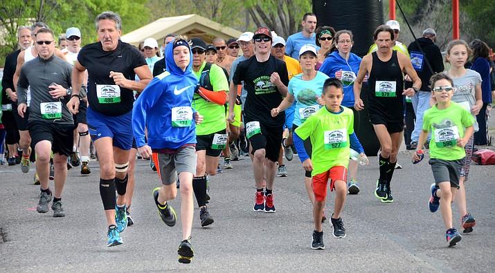 This year's Brian Mickelsen Memorial Run will include a 5K race. VVN/Vyto Starinskas