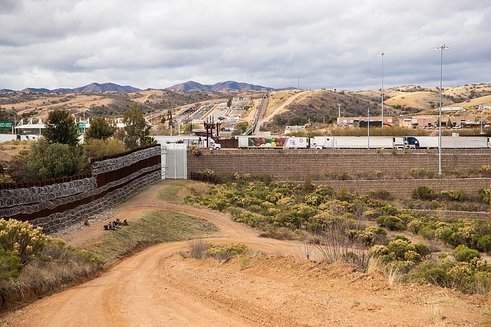 The volunteers entered the park in August 2017 to put out water and food for migrants walking through the broiling desert. They were later charged with entering a wildlife refuge without a permit. Hoffman was also charged with driving a vehicle in a protected wilderness area. (U.S. Customs and Border Protection photo)