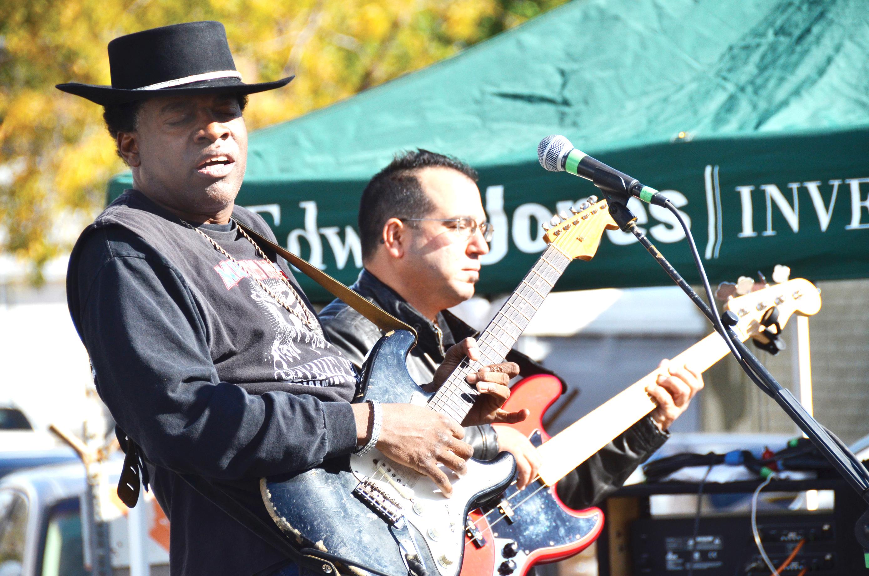 SBG Blues Festival with Jayboy Adams and Carvin Jones