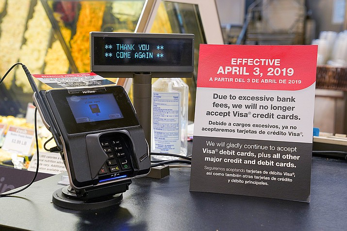 Smith's will no longer be accepting Visa credit cards at its stores and fuel stations starting April 3. (Photo courtesy of Smith's Food and Drug Stores)