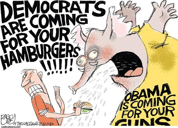 Editorial Cartoon | March 6, 2019