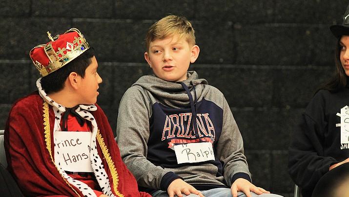 Kids got talent: WEMS hosts talent show