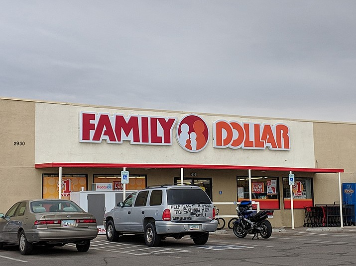 Nearly 400 Family Dollar stores will close in 2019, but the discount retail company is not yet sharing which stores will or may close. (Photo by Travis Rains/Daily Miner)