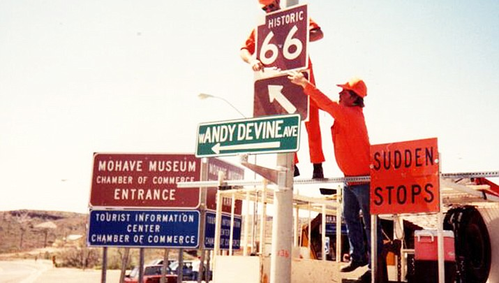 Preserving the past: Historic Route 66 Association of Arizona celebrates 32 years