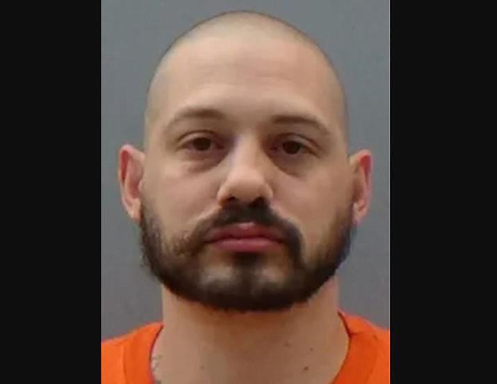 Travis Ricci (Arizona Department of Corrections photo)