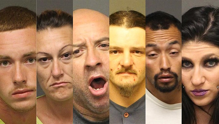 Mohave County Most Wanted   March 6, 2019   Kingman Daily Miner