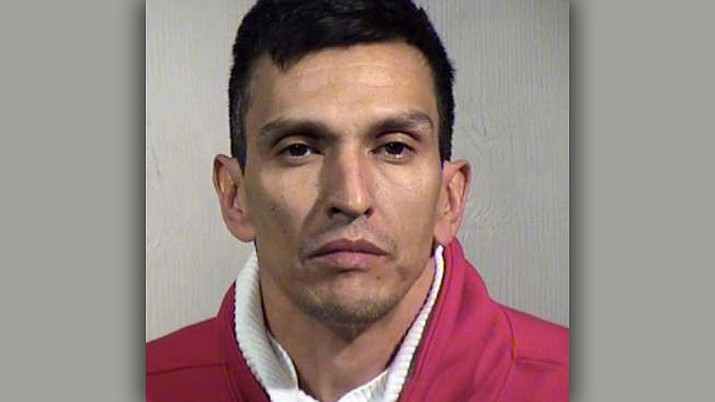 Donaldo Parra of Mesa has been indicted for Fraudulent Schemes and Artifices and Theft. (Courtesy)