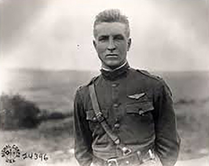 Lt. Frank Luke Jr. of Phoenix, for whom Luke Air Force base is named. Luke was the first aviator to receive the Medal of Honor. (Public domain)