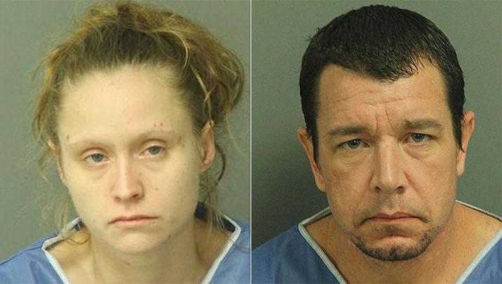 Melissa Anne Godshall and Robert J. Kennerly. (Raleigh/Wake City-County Bureau of Identification)