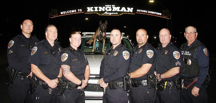 (Kingman Police Department photo)