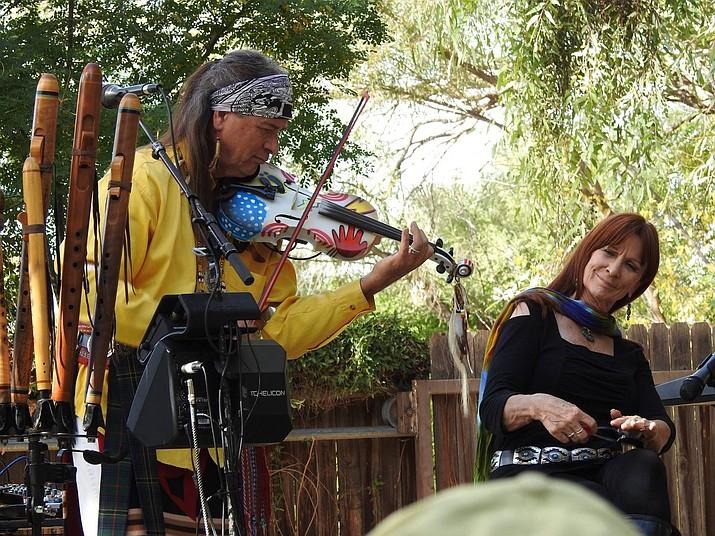 Arvel Bird and Kimberly Kelley