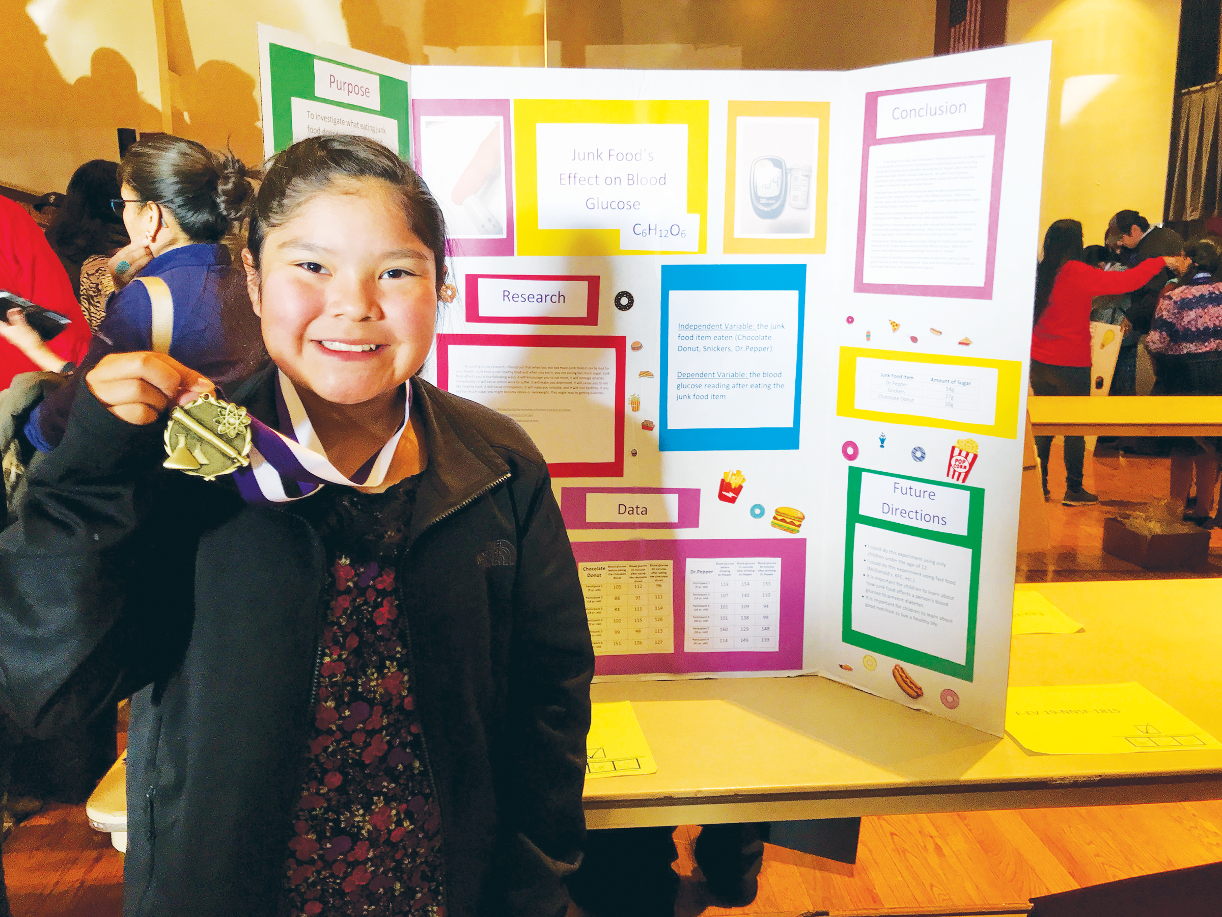 Tuba City Students Win Big At Navajo Nation Science Fair Navajo Hopi Observer Navajo Hopi Nations Az