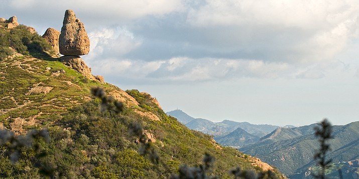 Santa Monica Mountains National Recreation Area. (Photo/NPS)