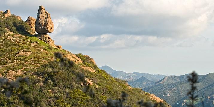 Santa Monica Mountains National Recreation Area. (Photo/NPS)