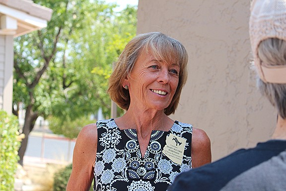 Mary McCord Robinson (Daily Miner file photo)