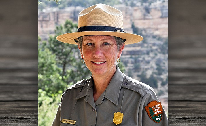 FLAGSTAFF, Ariz. (AP) — The first female superintendent of Grand Canyon National Park resigned Thursday, less than three years after she took the helm of one of the country's most popular tourist destinations.