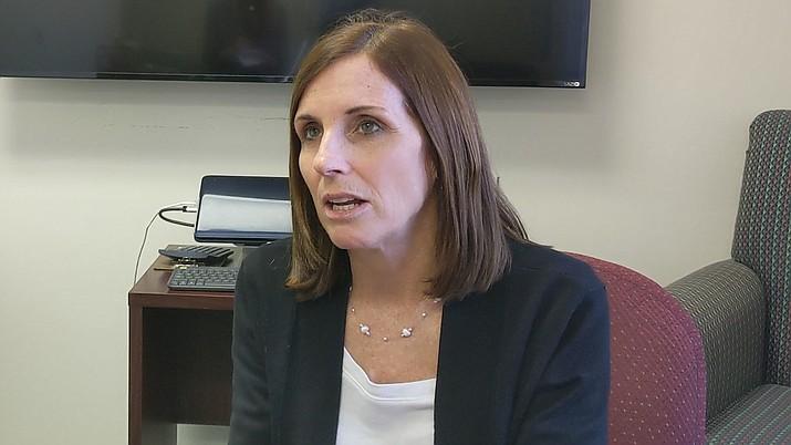 U.S. Sen. Martha McSally VVN/Kelcie Grega