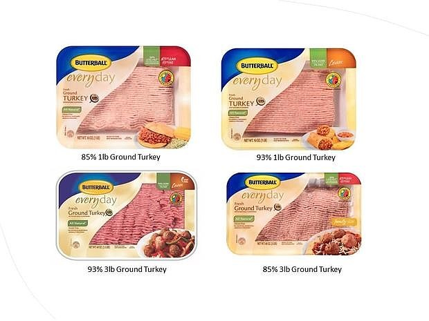 According to the release by the U.S. Department of Agriculture's Food Safety and Inspection Service, the prepackaged raw turkey was produced on July 7, 2018.