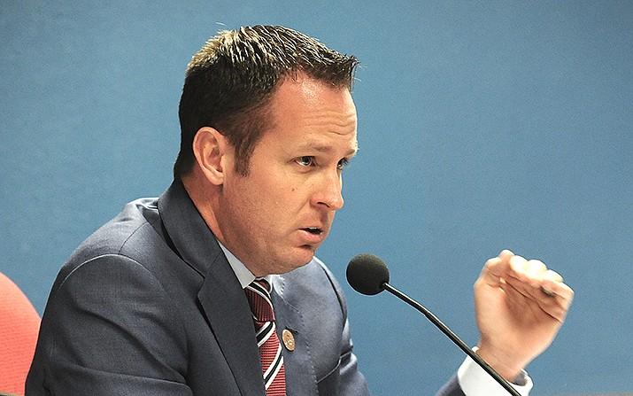 Rep. Travis Grantham, R-Gilbert