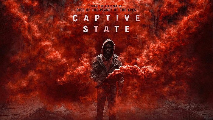Residents of a Chicago neighborhood deal with life under extraterrestrial rule in 'Captive State.'