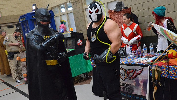 LISTEN: 4 things you need to know about the fourth annual Verde Valley Comic Expo