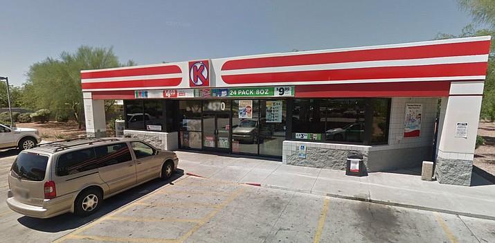 A Circle K storefront in Tucson. (Google Maps screenshot)