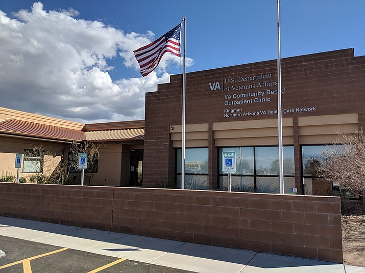 The town hall will give veterans the chance to speak with VA leadership and learn more about services available to them. (Photo by Travis Rains/Daily Miner)