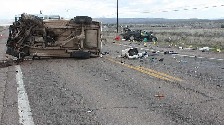 Update: Second person dies in hospital after Highway 89 crash; witnesses sought