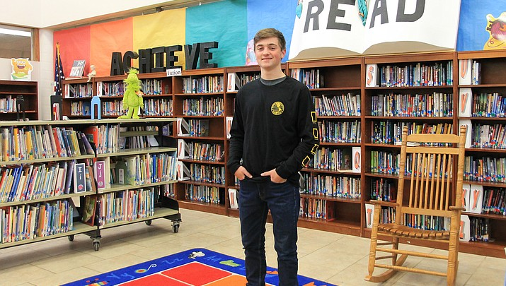 On the map: Williams eighth grader prepares for National Geographic GeoBee