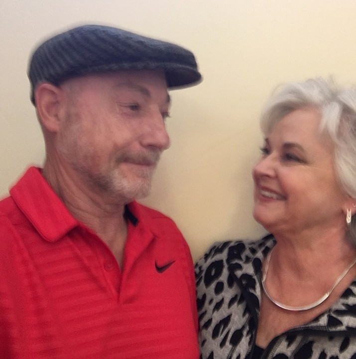 Larry and Virginia (Ginnie) OBrien