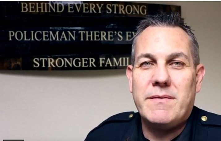 The City of Sedona has offered the position of chief of police to Capt. Charles Husted of the Sacramento Police Department, according to Brenda Tammarine, City of Sedona. Husted has accepted the position, she said. In 2017, David McGill became the chief of police for the Sedona Police Department in 2017 and stepped down in November 2018. Ron Wheeler was named interim chief of police until now. Captain Charles Husted is seen in a Sacramento Police Department video in the above photo.