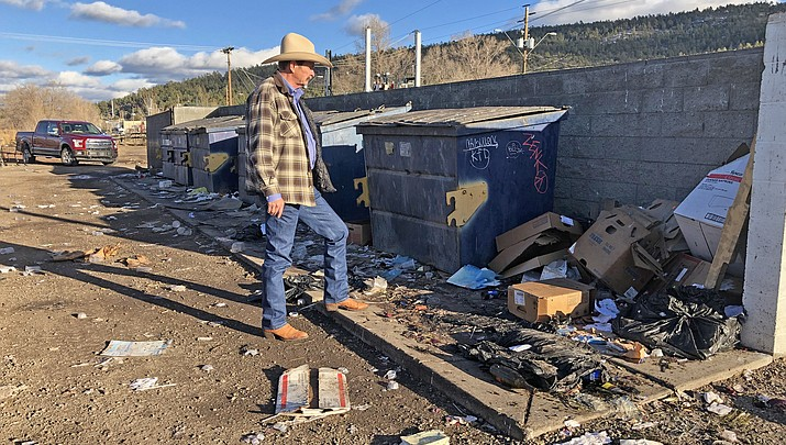 Council approves funding to help curb illegal dumping
