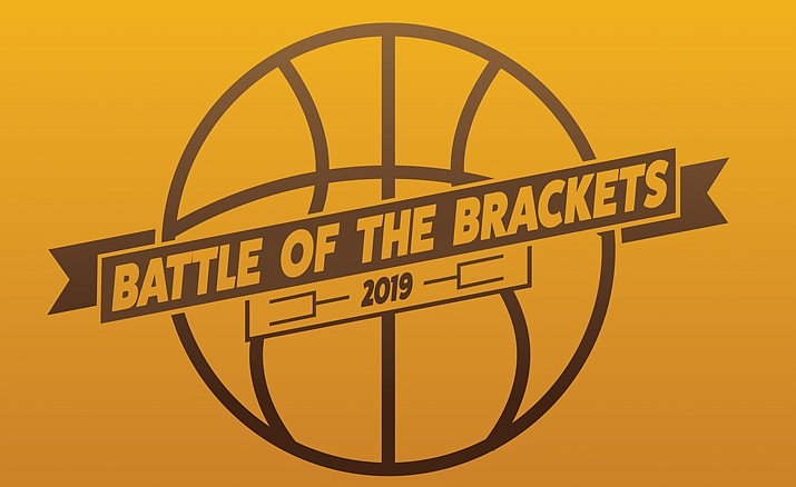 "The Daily Courier sports department is hosting a ""Battle of the Brackets"" contest this year and those interested have until 9 a.m. Arizona time Thursday morning to make their picks for the 2019 NCAA Tournament. (Courier graphic)"