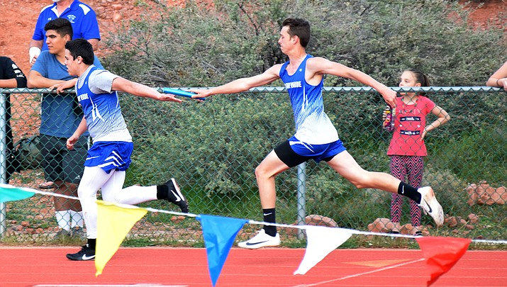 Camp Verde track and field set PRs at Sedona Friendship invite