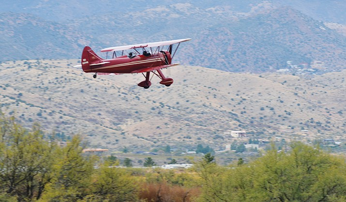 Many Cottonwood residents claim the local airport is a serious threat to the city's quality of life.  VVN/Vyto Starinskas