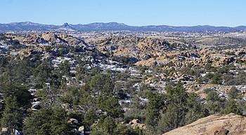 Saving Granite Dells has been long-term goal, City of Prescott officials say photo