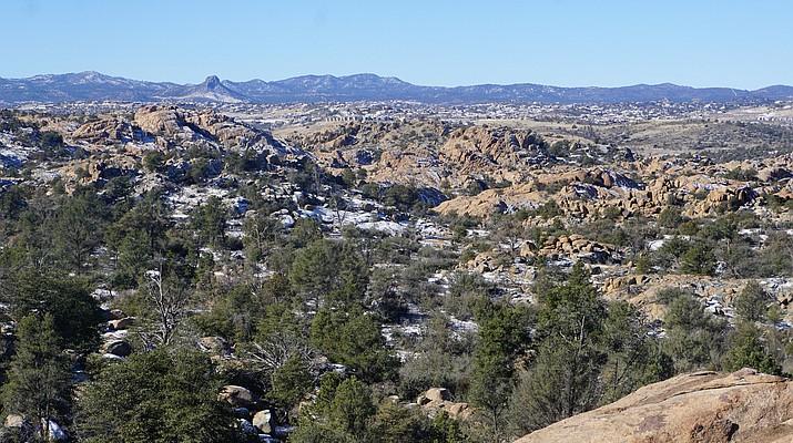 Saving Granite Dells has been long-term goal, City of Prescott officials say