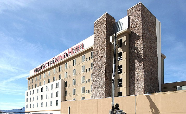 Cliff Castle Casino is scheduled to host emergency preparedness drill Tuesday, March 26, 2019, near Camp Verde. (Bill Helm/VVN)
