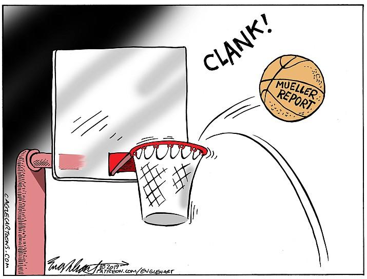 Editorial cartoon (1): March 25, 2019